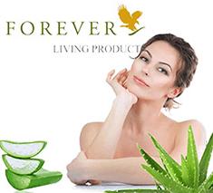 Aloe vera Forever Distributeur