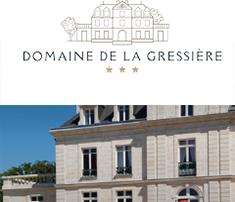 Domaine de la Gressiere***